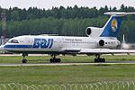 BAL Tupolev Tu-154M Pichugin-4.jpg