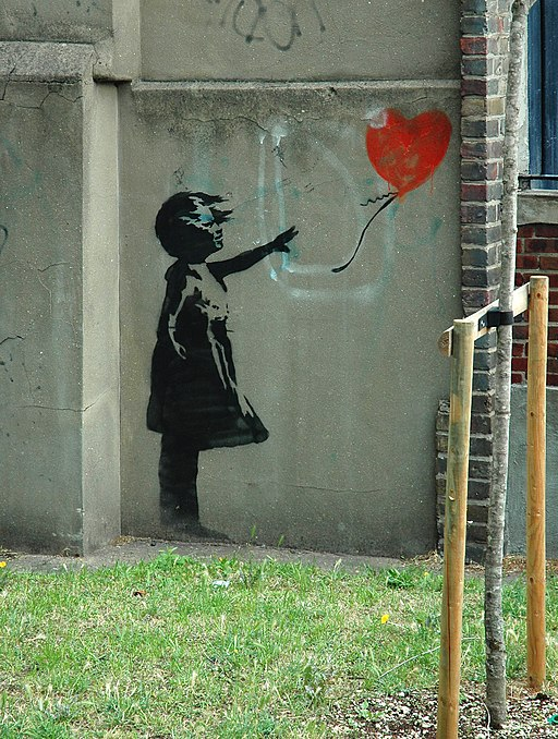 BANKSY LONDON cropped