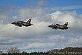 BAe Hawk T1s - 100 Squadron (8681245552).jpg