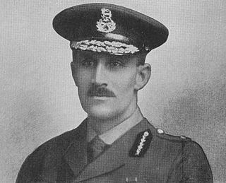 Charles Henry Brown New Zealand Military Forces general