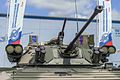 BMP-2 with modernized turret at Engineering Technologies 2012 Turret.jpg