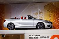 BMW Serie 2 Cabriolet - Mondial de l'Automobile de Paris 2014 - 002.jpg