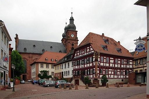 BY Amorbach St Gangolf