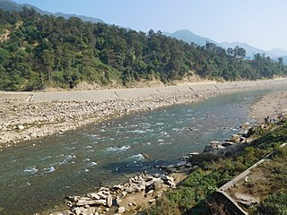 Babai River River in South Asia