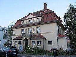 Oranienstraße in Bad Soden am Taunus
