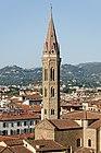 Badia Fiorentina from Palazzo Vecchio n01.jpg