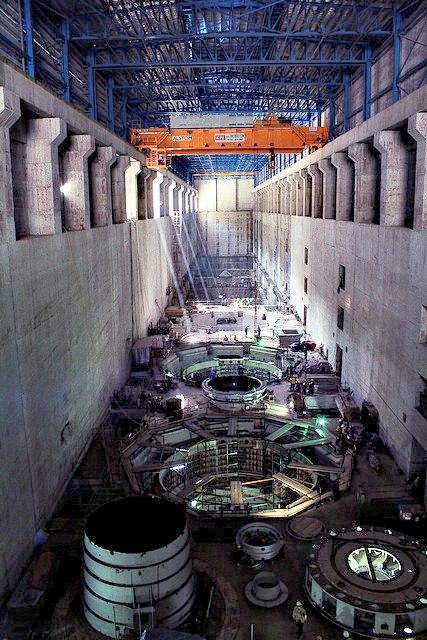 Bakun Dam Power House