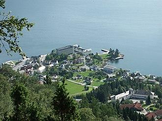 Balestrand (village) - Image: Balestrand 01