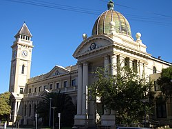 Balmain Court House Post Office.JPG
