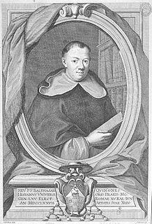 Baltasar de Quiñones Master of the order of Preacher
