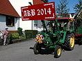 Bammental - Kerweumzug 2014 - John Deere 1030.JPG