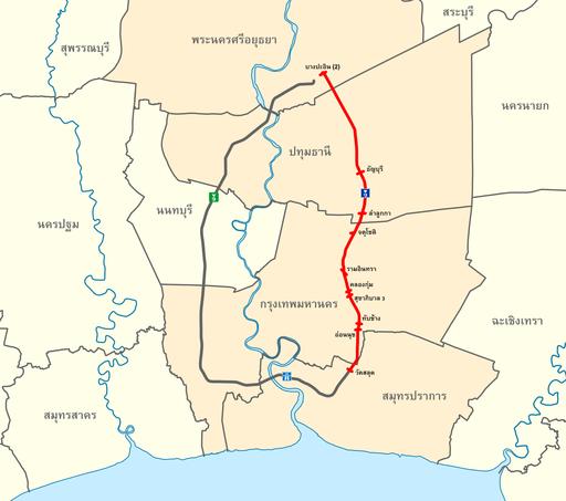 Bangkok Eastern Outer Ring Road