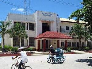 Rathaus von Bantayan, 2008