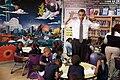 Barack Obama visits a pre-kindergarten classroom, May 17, 2013.jpg