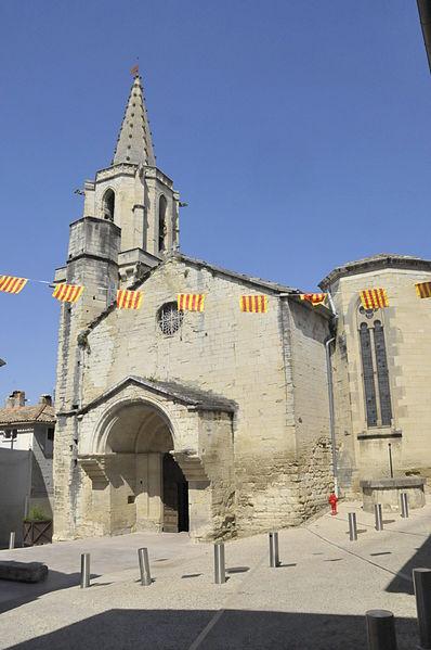 Kirche in Barbentane