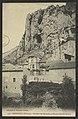 Barbières (Drôme). - Rochers des Sarrazins et Baume dite du Bakou (34317090851).jpg