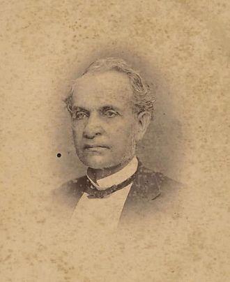 João Maurício Vanderlei, Baron of Cotegipe - Image: Baron of cotegipe 1870