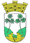 Coat of arms of Barranquitas, Puerto Rico