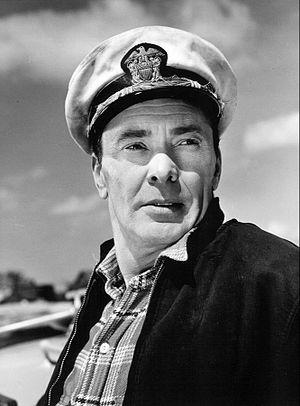Harbormaster (TV series) - Barry Sullivan as David Scott, 1957.