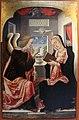 Bartolomeo vivarini, annunciazione , 1472 (modugno, maria santissima annunziata) 01.JPG