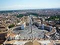 Basilica di San Pietro, Rome, Italy - panoramio.jpg