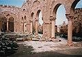 Basilica of St. Sergius (Resafa, Syria) in 1995.jpg