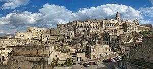 Sassi di Matera - Image: Basilicata Matera 1 tango 7174