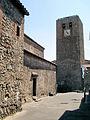 Bassano in Teverina-Torre dell orologio.JPG