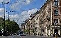 Basztowa street, view from E, Kraków, Poland.jpg