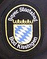 Bayer. Staatsbad Bad Kissingen - Ärmelabzeichen.JPG