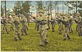 Bayonet drill at Fort Bragg, N. C. (5811454925).jpg
