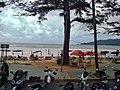 Beach, Pa Tong from Bus - panoramio.jpg