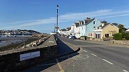Beachfront at Instow, Devon