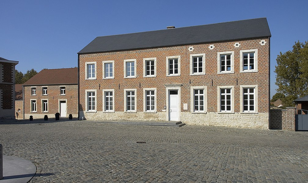 Town hall in Beauvechain