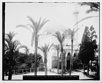 Beirut, etc. Jezzar Pasha's Mosque, Akka LOC matpc.07134.jpg