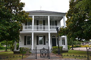 National Register of Historic Places listings in Cumberland County, North Carolina - Image: Belden Horne House (2)