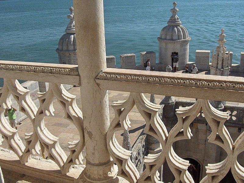Torre de Belém, oceanário de Lisboa