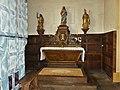 Bellegarde-en-Marche église collatéral nord autel.jpg