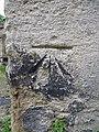 Bench mark on St Peter ^ St Paul - geograph.org.uk - 1885650.jpg