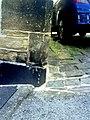 Benchmark on 19 Romille Street - geograph.org.uk - 1950596.jpg