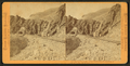 Bend of the Weber, Upper Weber Kanyon, near Tunnel No. Three, looking east, by Muybridge, Eadweard, 1830-1904.png