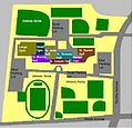 Benet Academy campus map.JPG