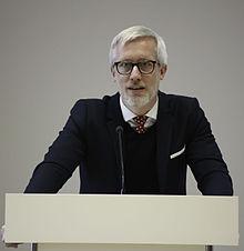 Benjamin-Immanuel Hoff, 2015, Bild: wikimedia.org/CC-BY-SA-4.0. /©Vincent Eisfeld