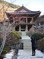 Beomjongnu, Buseoksa, Yeongju (영주 부석사 범종루) - panoramio (2).jpg
