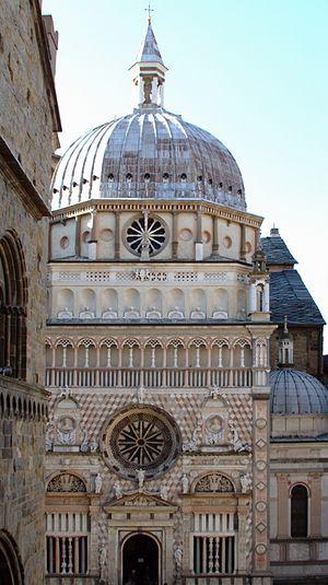 Cappella Colleoni - Colleoni Chapel