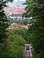 Bergbahn zum Petrin, Praha, Prague, Prag - panoramio (1).jpg