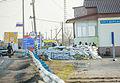 Berkut guards an entrance checkpoint to the Crimea Peninsula, March 10, 2014.jpg
