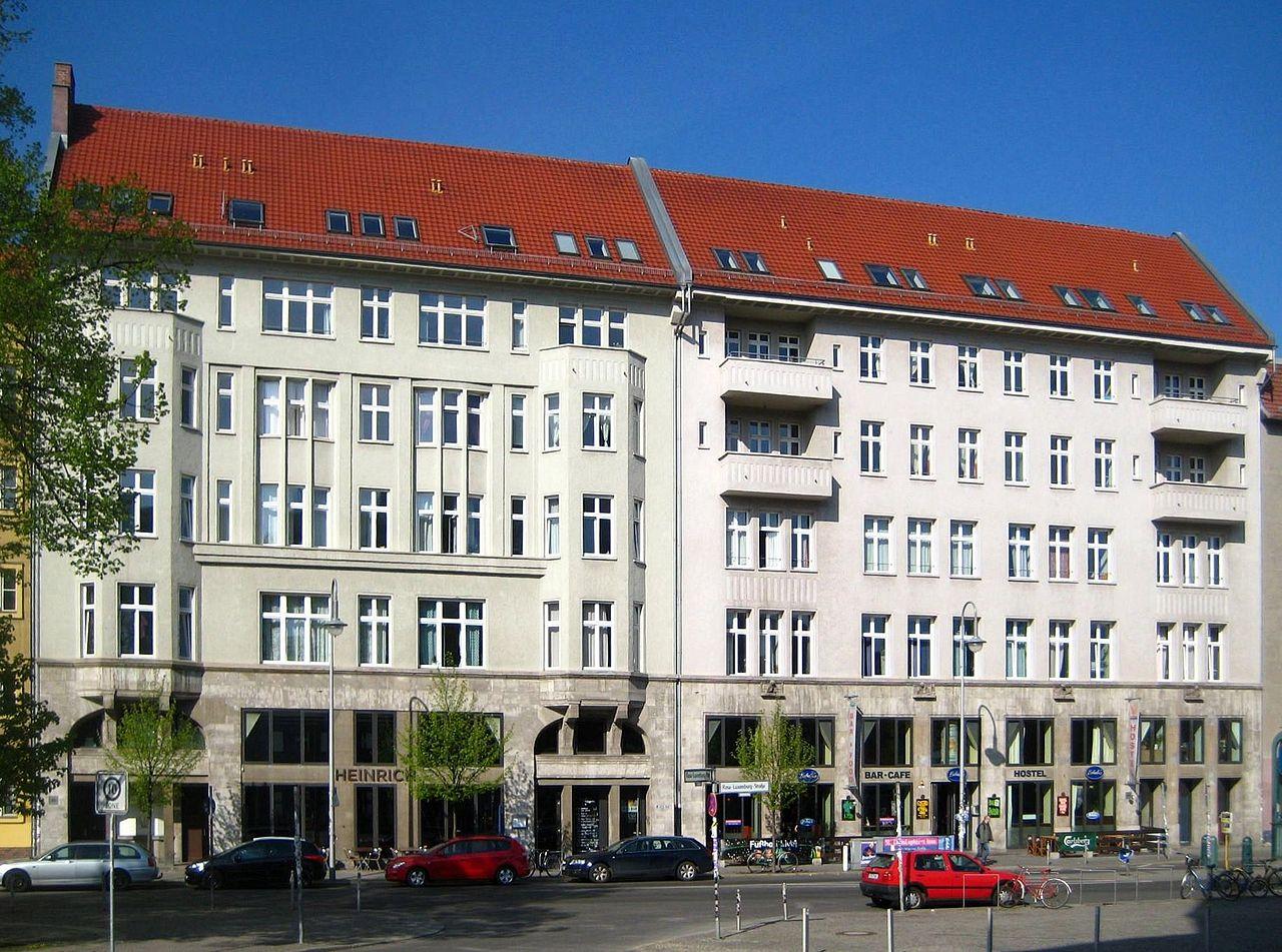file berlin mitte rosa luxemburg stra e 39 41 wohn und. Black Bedroom Furniture Sets. Home Design Ideas