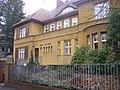 Berlin-Dahlem Arnimallee 8 Haus Hecht.JPG