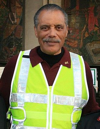 Bernard C. Parks - Parks in 2010
